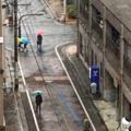 [福岡][街角]雨(2017-11-29)