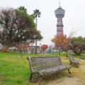 [福岡][街角][紅葉]博多ポートタワー(2017-11-29)