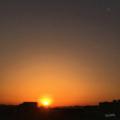 [空][雲][朝焼け]2017-12-15