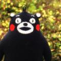 [くまモン]JR博多シティ屋上展望テラスにて(2017-12-29)