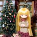 [ドール][クリスマス]ミキちゃん