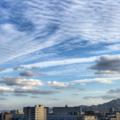 [空][雲]2018-01-03 夕刻