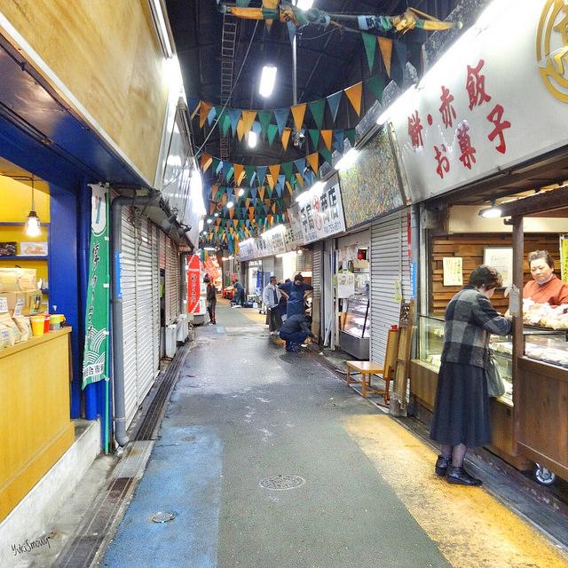 柳橋連合市場(2017-11-29)