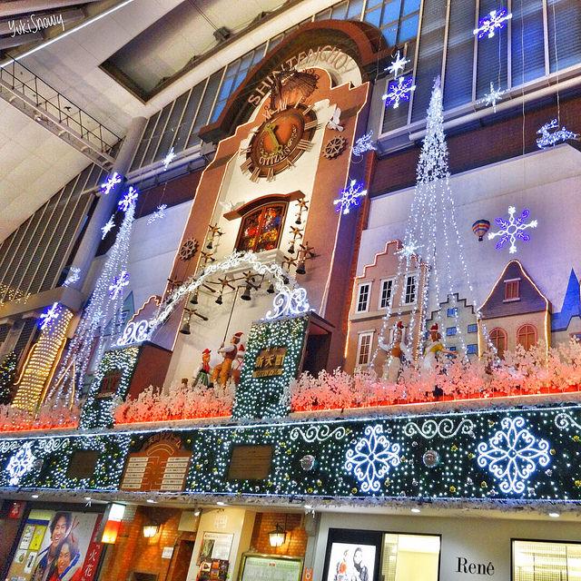新天町商店街(2017-11-29)