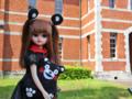 [熊本][リカちゃん][くまモン]熊本大学五高記念館にて(2014-06-17)