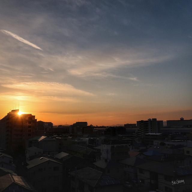 日の出(2018-03-02)