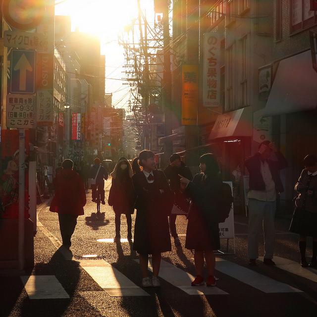 中西商店街(2018-03-02)