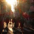[福岡][街角][商店街]中西商店街(2018-03-02)