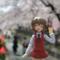 天神中央公園にて(2018-03-29)