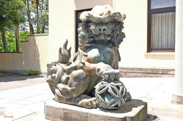 東京都庭園美術館(2016-05-18)