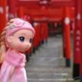 [福岡][神社][鳥居][ドール]音次郎稲荷神社(2018-04-11)