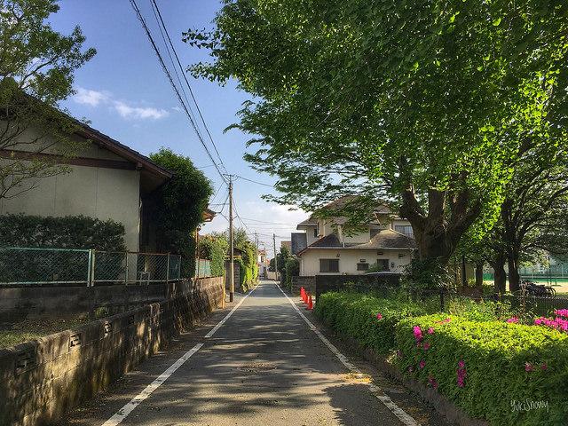 実家近く(2018-04-15)