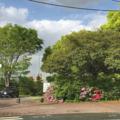 [熊本]熊本市動植物園駐車場(2018-04-15)