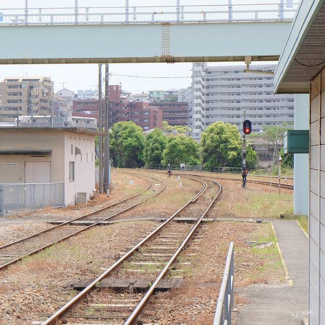 香椎駅(2018-05-05)