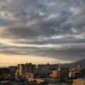 [空][雲][朝焼け]2018-05-10