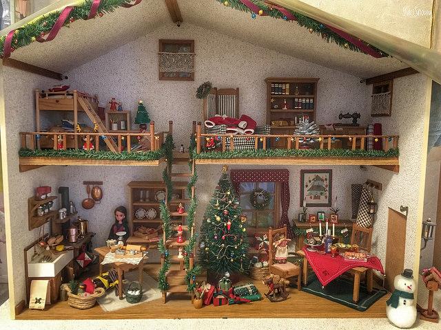 クリスマスの家(2018-06-20)