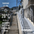 [Instaweather]2018-06-21