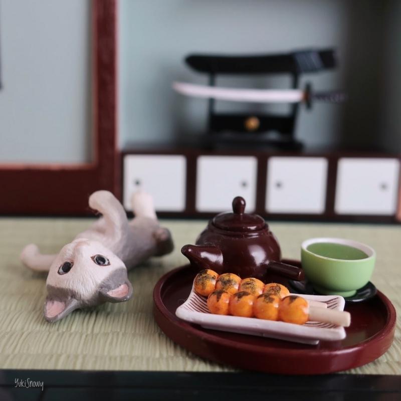 うちの自慢のにゃんこ(2018-01-16)