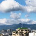 [空][雲][福岡]台風一過(2018-07-04)
