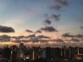 [東京][空][雲][朝焼け](2018-07-20)