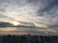 [東京][空][雲][朝焼け](2018-07-23)