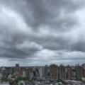 [空][雲][東京]台風12号(2018-07-28)