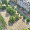 [東京][街角]文京グリーンコート(2018-07-24)