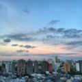 [東京][空][雲][夕焼け]2018-07-30