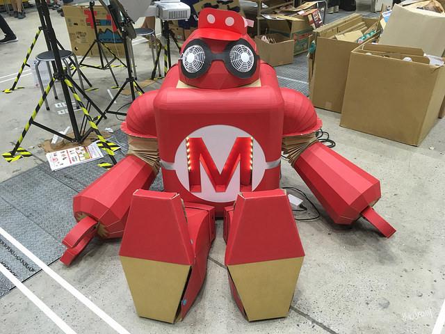 Maker Faire Tokyo 2018(2018-08-05)