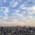 [空][雲][東京][夕暮れ]2018-08-10