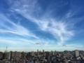 [空][雲][東京]2018-08-15