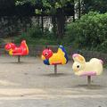 [東京][公園][公園アニマル]駕籠町公園(2018-08-30)