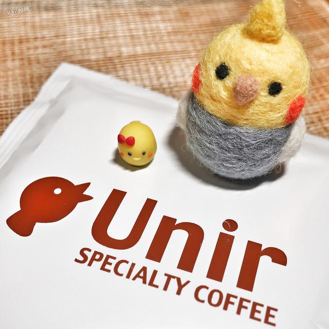 specialty coffee Unir スペシャルティコーヒーウニール(2018-08-30)