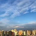 [空][雲][東京][夕暮れ]17時過ぎ(2018-09-03)