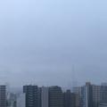 [空][雲][東京]台風21号が近づく朝(2018-09-04)