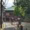 小石川植物園の横あたり(2018-09-13)