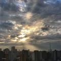 [空][雲][東京][逆光][朝](2018-09-18)