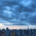 [空][雲][東京][朝]2018-10-03