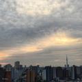 [空][雲][東京][朝]2018-10-04