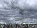 [空][雲][東京]2018-10-12