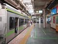 [駅][電車]湘南モノレール大船駅(2018-09-28)