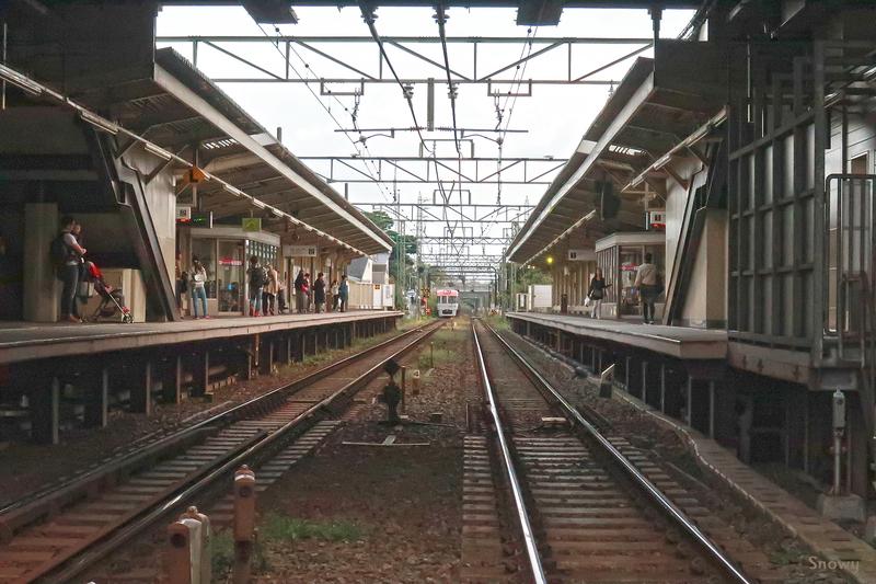 京王三鷹台駅(2018-11-10)