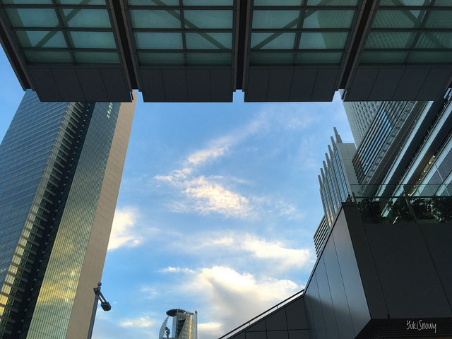 名古屋駅(2018-11-23)