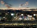 [名古屋][夜景]名古屋駅JRセントラルタワーズ12F Cancaleから(2018-11-23)