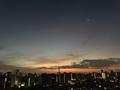 [空][夜明け][雲][星]-47等の金星(2018-12-01)