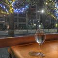 [レストラン][グラスと机]トラットリア・イタリア文京店(2018-12-02)