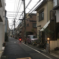 [東京][街角][路地]千駄木(2018-12-06)