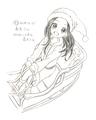 [模写絵]高木さん(2018-12-21)