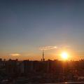 [空][雲][東京][朝](2018-12-31)