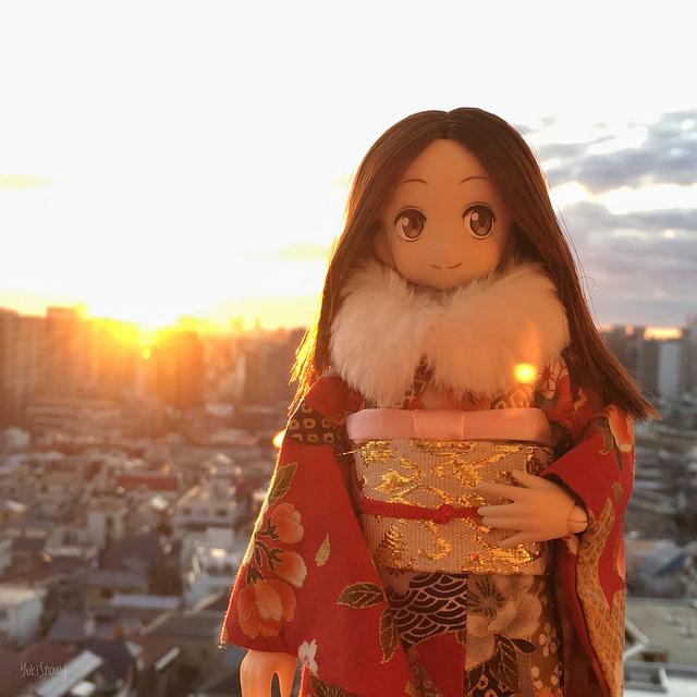 今日の高木さん(2019-01-01)